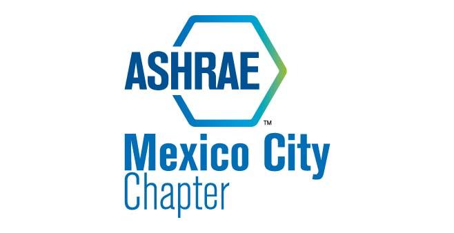 ASHRAE Ciudad de México, invita a su desayuno técnico con el tema: plantas de agua helada enfriadas por agua-arreglo serie contra flujo